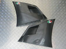 Carbon fiber fairing side pannels Ducati 748 916 996 carénage fibre carbone