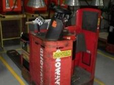 Raymond Model 019 6000 lb Capacity Stand Up Electric Lift Pallet Jack w/Charger