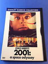 2001: A Space Odyssey (DVD/1999/The Stanley Kubrick Collection) Dullea/Lockwood