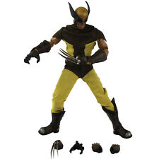 "14""Marvel X-men Wolverine Crazy Toys Action Figure 1/6Scale Movable Statue Decor"