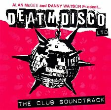 DEATH DISCO LTD - THE CLUB SOUNDTRACK / CD - TOP-ZUSTAND