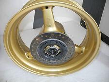 RUOTA POSTERIORE M. Disco del Freno Rear Wheel with Brake Disk HONDA cbr1000rr sc59 used