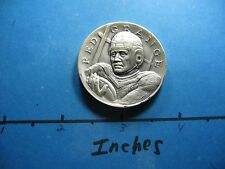 RED GRANGE CHICAGO BEARS GALLOPIN GHOST METAL ARTS 999 SILVER COIN VERY RARE #D