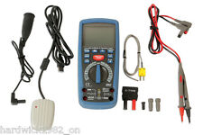 INSULATION RESISTANCE MULTIMETER TESTER TOOL HYBRID LEADS PROBES RMS CAT111
