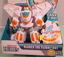 TRANSFORMERS Playskool Rescue Bots Rescan BLADES The Flight-Bot Transforming Jet