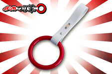 Brand New Red TSURIKAWA - JDM / Bosozoku Ring - Train Handle Drift Old School