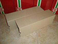 LGB 30440 SERIES GRIZZLY FLATS CAR SET BACK OPENING OUTER CARDBOARD BOX SLEEVES!