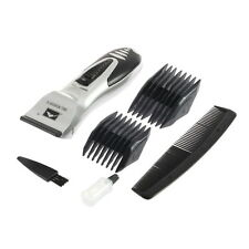 NEW 2 IN 1 MEN'S CORDLESS ELECTRIC HAIR RAZOR TRIMMER BEARD F7T