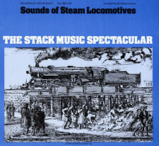 Sounds Of Steam Locomotives No. 5: The Stack Music (2009, CD NIEUW) CD-R