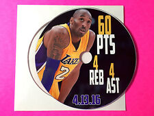 Kobe Bryant Final NBA Game DVD     Farewell Game  + Bonus