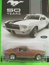 Hot Wheels 2017 Super Kustom Treasure Hunt '67 Ford Mustang 2+2 Rusty Barn Find