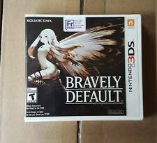 Bravely Default (Nintendo 3DS NDS DSi) BRAND NEW - FREE SHIPPING