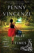 The Best of Times Vincenzi, Penny Paperback