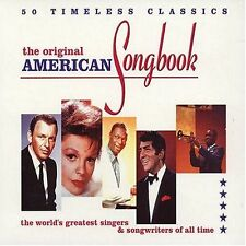 Various Artists - The Original American Songbook: 50 Timeless Classics on 3 CD's