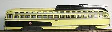 O Scale Corgi PCC Trolley 55032 Kansas City  PCC