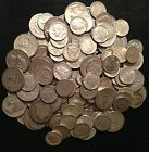 U.S. Mint Circulated  Silver Coins 1 TROY POUND  Quarters Dimes  90% Pre 1965!