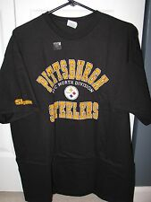 Pittsburgh Steelers Sport Illustrated NFL Shirt XL Extra Large NWOT! Black