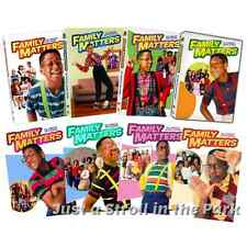 Family Matters Series Complete Seasons 1 2 3 4 5 6 7 8 Box / DVD Set(s) NEW!