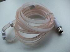 Neue UKW Zimmerantenne Dipol-Antenne mit Koaxial-Stecker