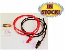 """American Autowire Side Terminal Battery Cable Kit - 1 Gauge Wire 72"""" 500726"""