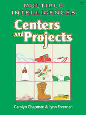 Multiple Intlligences Centers and Projects Teacher Resources Materials Idea Book