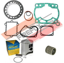 Suzuki RM250 1989 67.00mm Bore Mitaka Top End Rebuild Kit Inc Piston & Gaskets