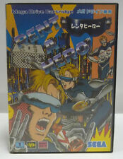RENT A HERO - SEGA MEGA DRIVE MD NTSC JAPAN BOXED