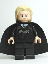 LEGO Harry Potter - Lucius Malfoy - Light Flesh w/ Cape