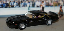 LIMITED EDITION BLACK 1979 79 PONTIAC TRANS AM T/A DIECAST 1/64 SCALE GREENLIGHT