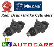 VW T2 T25 Meyle Rear Brake Drum Wheel Cylinders (pair) 1006110030