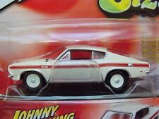 JOHNNY LIGHTNING - 60S SIZZLE - 1969 PLYMOUTH BARRACUDA 340 - DIECAST