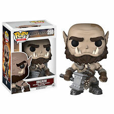 Funko World Of Warcraft POP Orgrim Vinyl Figure NEW Toys Collectibles WOW