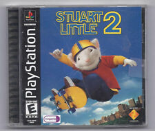 Stuart Little 2 Video Game Sony Playstation 1 2002 Rare