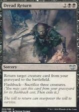 Dread Return NM Black Uncommon Blessed Vs Cursed MTG Magic