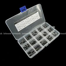 15value 90pcs @6pcs Resistor Network 5-Pin Box Kit