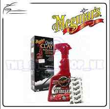 Meguiars Quik Quick Clay Starter Kit G1116