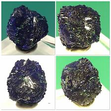 Azurite Specimen Mined In Guangdong China 10g
