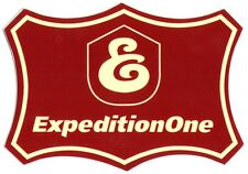 Expedition One - Emblem Skateboard Sticker skate snow surf board bmx guitar van