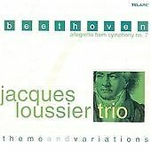 Beethoven; Theme and Variations, Jacques Loussier Trio, Very Good
