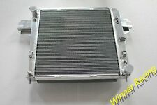 56mm aluminum radiator fit for Jeep Liberty V6 3.7L Auto AT 2002-2006 03 04 05