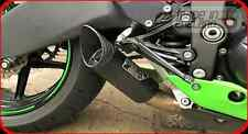 PRO-RACE KAWASAKI ZX10R 2008-2010 DECAT AR-SLASH EXHAUST