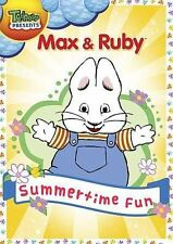 Max and Ruby: Summertime Fun (DVD, 2014, Canadian) Brand New