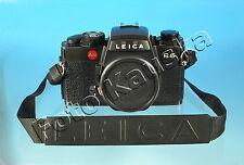Leica R5 Gehäuse/Body mit Riemen - (75270)