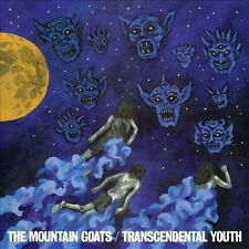 Transcendental Youth by The Mountain Goats (CD, Oct-2012, Tomlab)