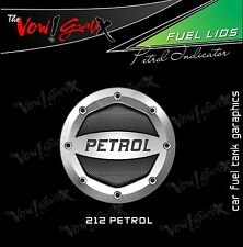Car Decal Side Sticker Vinyl Graphics TANK Wrap DIESEL Sports Auto PETROL BONNET