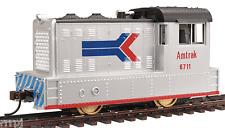 HO TRAIN  AMTRAK  PORTER  HUSTLER    AMTRAK   #96711 BY MODEL POWER