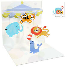 3D Greeting Card by Up With Paper - Baby Mobile #1038