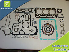 New Kubota D1403 Full Gasket Set