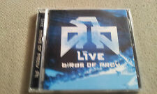 Live - Birds of Prey - CD + DVD - Made in USA