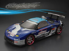1/10 Honda NSX Raybrig 190mm RC Car Transparent Body